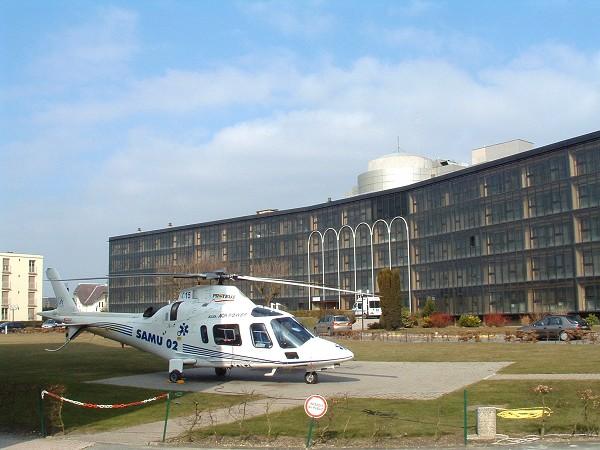 Centre hospitalier de laon laon for Piscine de laon
