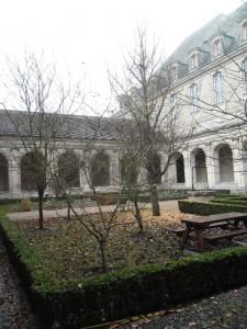 abbaye Saint-Martin de Laon
