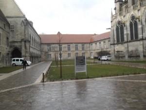 laon L'ancien Palais épiscopal