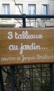 laon 3 tableaux au jardin