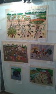 laon exposition d'art indien à la salle gothique 6